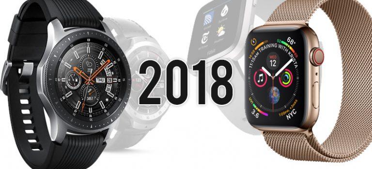 بهترین ساعتهای هوشمند سال ۲۰۱۸