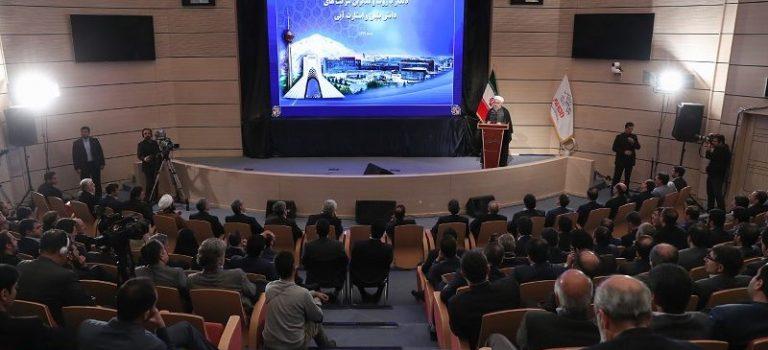 روحانی: روابط دولت با شرکت های دانش بنیان و نوآفرین سهل تر خواهد شد