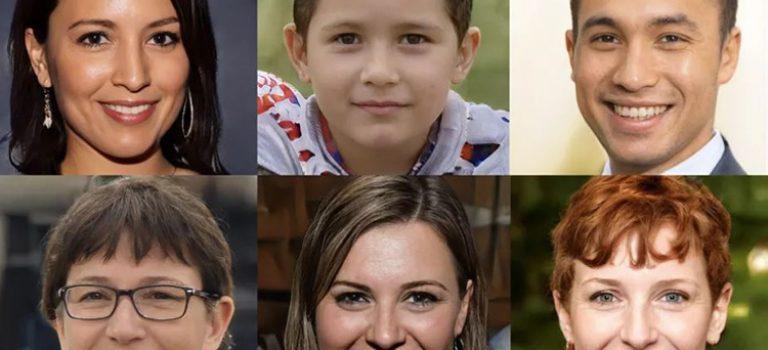 گول نخورید :این وبسایت با استفاده از هوش مصنوعی چهره جعلی درست میکند!