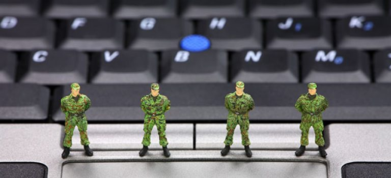 ضعفهای ساختاری کشور در دفاع سایبری