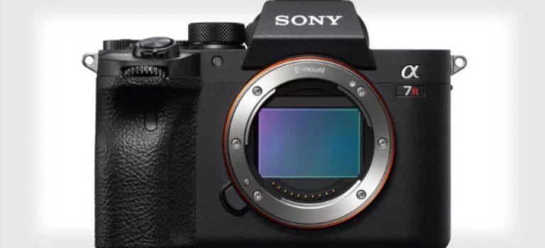 سونی دوربین میرورلس A7R IV را با سنسور فول فریم ۶۱ مگاپیکسلی معرفی کرد