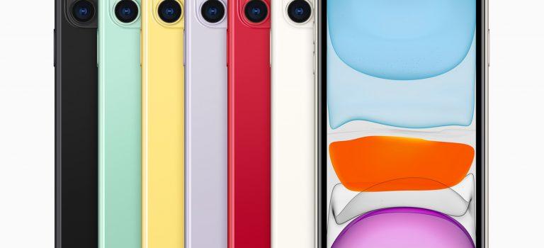 آیفون ۱۱ اپل معرفی شد
