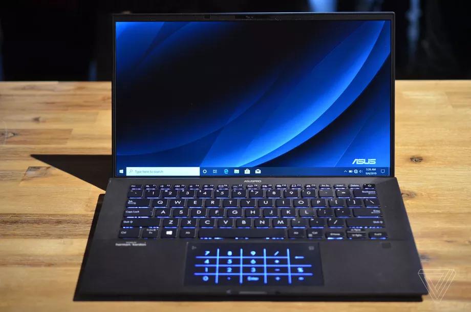 ایسوس پرو بی ۹، سبک ترین لپ تاپ ۱۴ اینچی دنیا رونمایی شد